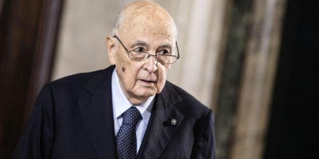 Alluvione Genova, Giorgio Napolitano: