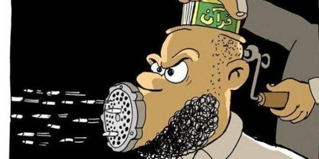 Vignettisti arabi per Charlie Hebdo. E le associazioni musulmane francesi: