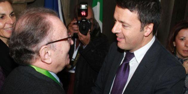 Giorgio Squinzi promuove Matteo Renzi sulla legge di stabilità: