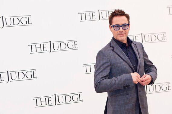 Robert Downey jr. e Robert Duvall a Roma per la prima di
