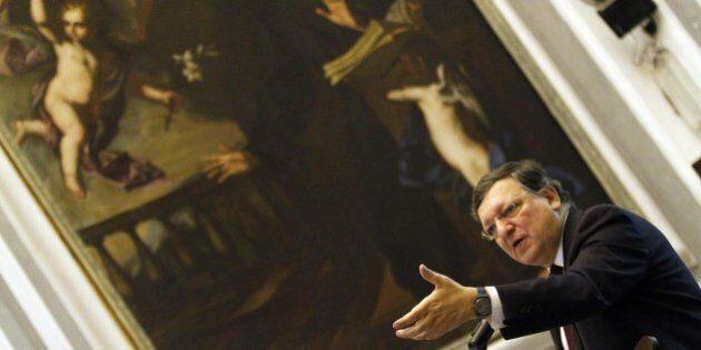 Jose Manuel Barroso: