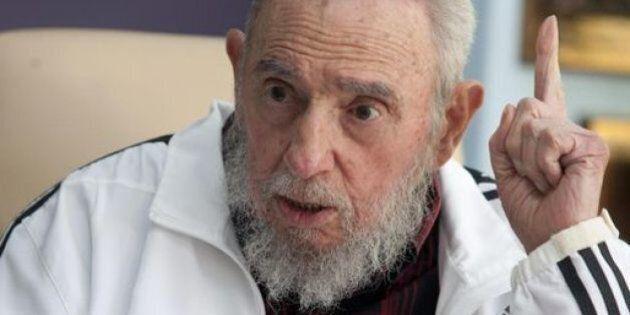 Fidel Castro ripubblica un editoriale del New York Times: