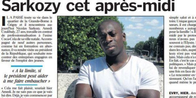 Attentato Parigi, Amedi Coulibaly aveva incontrato Nicholas Sarkozy durante un programma per l'inserimento
