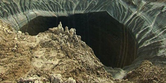 Cratere in Siberia, svelato il mistero della sua origine: l'aumento delle temperature, nessun meteorite