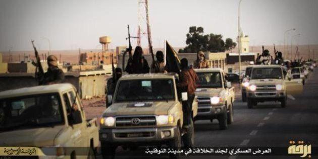 Libia, il Califfo