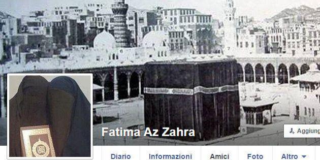 Maria Giulia Sergio, la jadista italiana convertita all'Islam come Fatima Az Zahra. Da Torre del Greco...