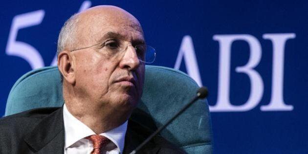 Antonio Patuelli (Abi):