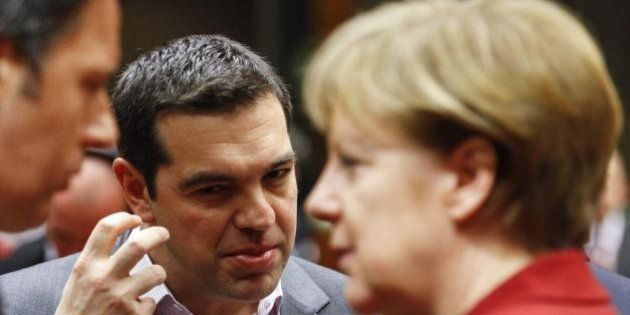 Grecia nella morsa Merkel Bce. Alexis Tsipras: