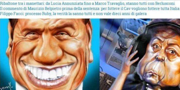 Silvio Berlusconi assolto. Esulta la stampa di destra. Il Giornale: