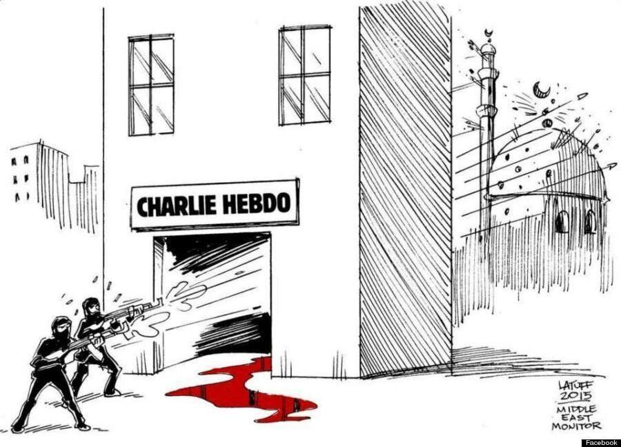 I disegni di 8 vignettisti arabi che continuano a lottare per la libertà di espressione ogni giorno