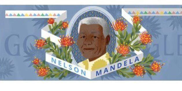 Nelson Mandela day, Sudafrica e il mondo celebrano Madiba. L'omaggio di Google