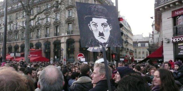 Dalla Francia all'Europa un'immensa folla unita nei valori della libertà, fraternità ed