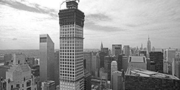 New York, il super attico a 400 metri di altezza regala una vista mozzafiato sulla Grande Mela, ma pure...