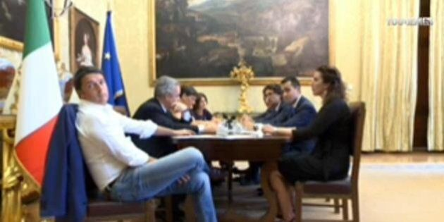 Grillo e Casaleggio: