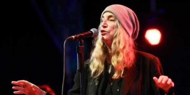 The (Patti) Smiths live, Patti Smith regala all'Italia il primo tour con i figli Jesse e Jackson: (FOTO,