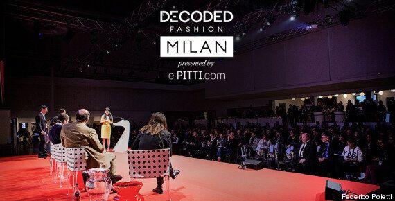 Decoded Fashion Milan, come cambia la moda ai tempi di internet. Startup e aziende insieme a Milano il...