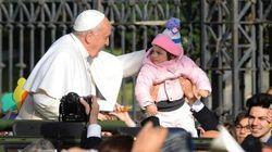 Bergoglio è meglio 'e