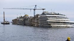 La Costa Concordia partirà martedì 22 luglio per