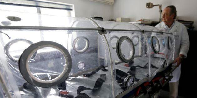 Ebola, task force interministeriale per rafforzare i controlli anche su Mare Nostrum