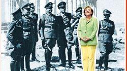 Altro che Merkel, Der Spiegel metta in copertina il falò del Mein Kampf di
