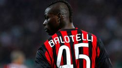 Mario Balotelli: bye bye Italia