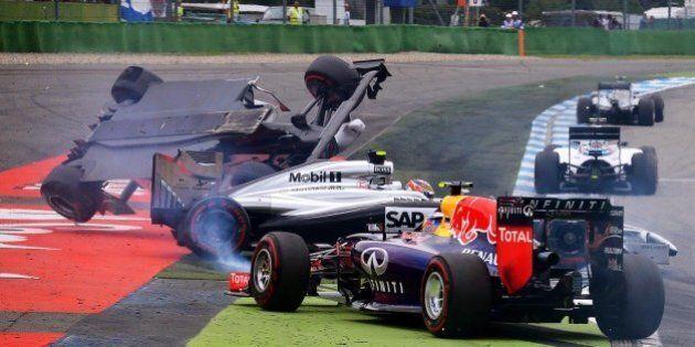 Formula 1, Felipe Massa cappotta con la sua Williams. Vince Nico Rosberg, grande rimonta di