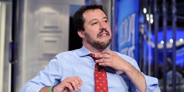 Matteo Salvini al Congresso della Lega: