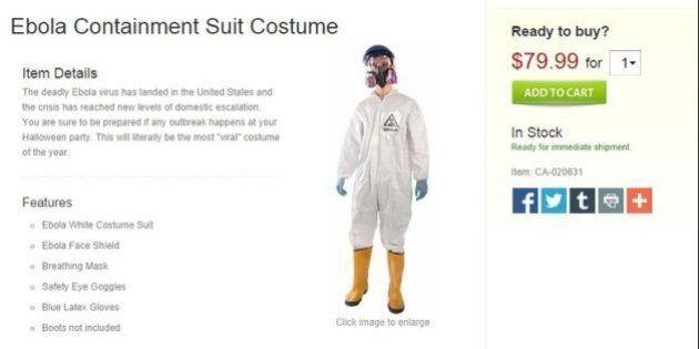 Halloween, il costume