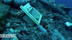 Ecco fondali dell'isola del Giglio dopo la rimozione della Concordia