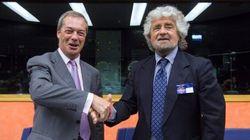 Il logoramento di popolari e socialisti fa centro: collassa il gruppo di Grillo e