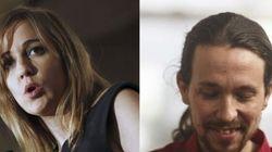 Pablo Iglesias e Tania Sanchez si lasciano (su