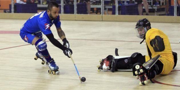 Massimo Tataranni arrestato: giocatore dell'Italia di hockey picchiato e portato in cella dai poliziotti...