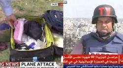 Il pianto in diretta del giornalista da Gaza. In Ucraina bufera sul reporter che fruga nei