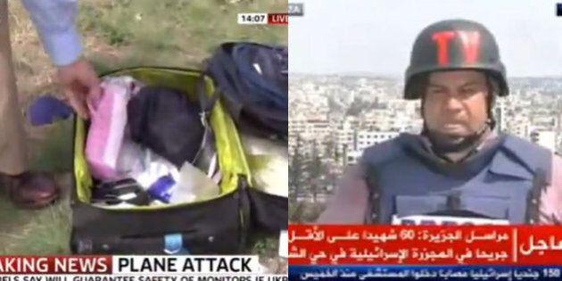 Gaza, giornalista piange in diretta. Ucraina: reporter fruga nei bagagli dei morti. Quando l'informazione...