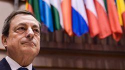 Draghi ottimista sulla ripresa: