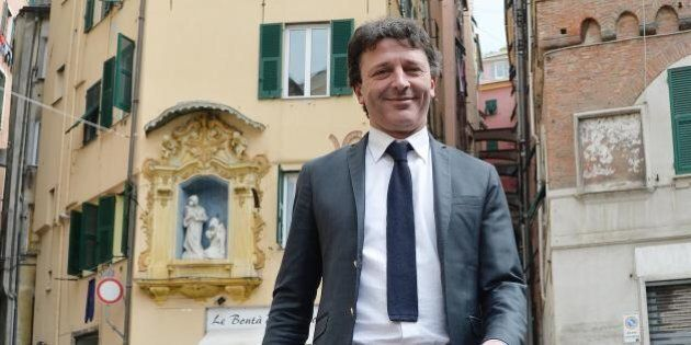 Luca Pastorino, un civatiano senza Civati, sfiderà la renziana Raffaella Paita. In Liguria il Pd si