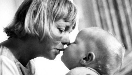Il legame di una mamma con il figlio non conosce tempo