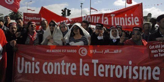 Tunisia, Matteo Renzi alla marcia contro il terrorismo: