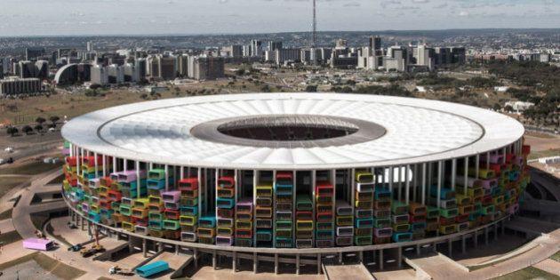 Casa Futebol: un progetto architettonico per convertire gli stadi dei Mondiali brasiliani in abitazioni