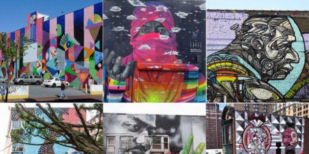La street art non è eterna. Ma questo progetto di Google sta provando a cambiare la situazione