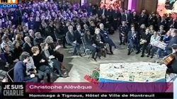 Charlie Hebdo, ai funerali di Tignous si canta 'Bella ciao'