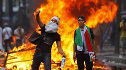 Cortei pro-Gaza: da Parigi a Londra, slogan terribili contro gli