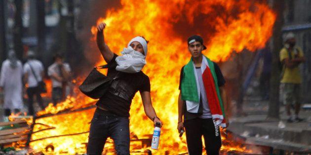 Gaza, l'antisemitismo sibila ancora in Europa. Da Parigi a Londra, slogan terribili contro gli ebrei....