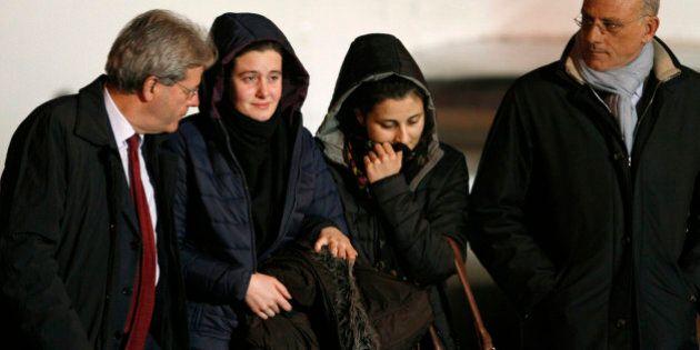 Greta e Vanessa, ombre di tutte le donne schiave di un esercito di islamisti assetato di