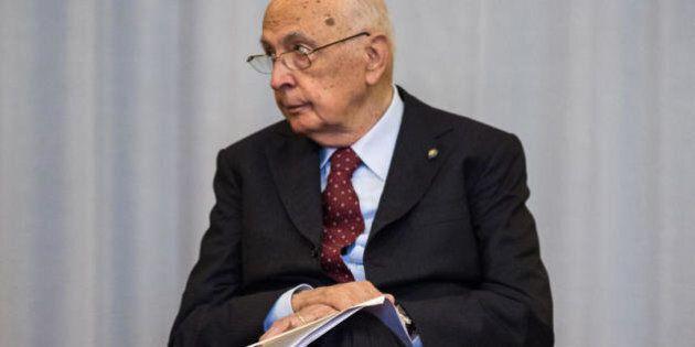 Giorgio Napolitano sgancia le sue dimissioni dalle riforme: c'è anche l'età, decido io, dopo il semestre