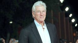 Richard Gere, barbone irriconoscibile in
