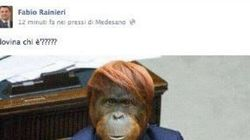 Ritoccò la foto della Kyenge da orango, dovrà risarcirla per 150mila