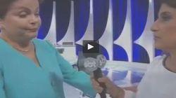 Malore in diretta tv per la presidente del Brasile