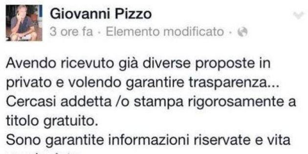 Giovanni Pizzo, assessore alle Infrastrutture della Regione Sicilia: