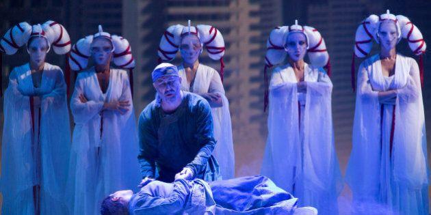 Google glass, al teatro lirico di Cagliari l'esordio scenico degli occhiali interattivi. Con la Turandot...